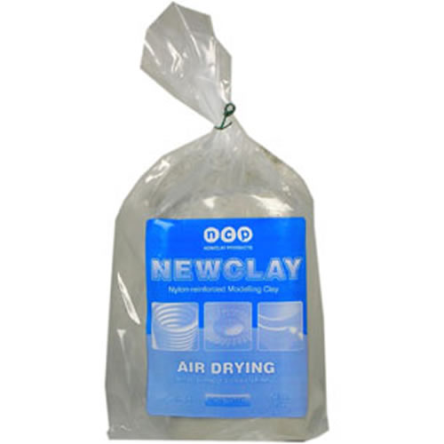 Newclay Grey Air Drying Clay
