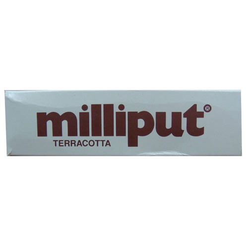 Milliput Epoxy Putty -Terracotta