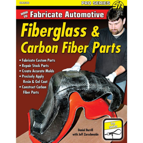 How to Fabricate Automotive Fibreglass & Carbon Fibre Parts