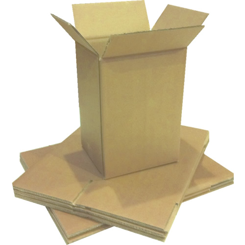 Easypack 005-FG - Medium Double Wall Cardboard Packaging Box