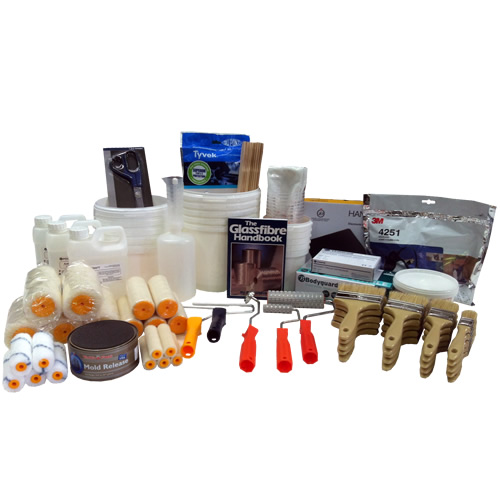 Fibreglass Ancillaries | Tool Kit - Complete Production Pack