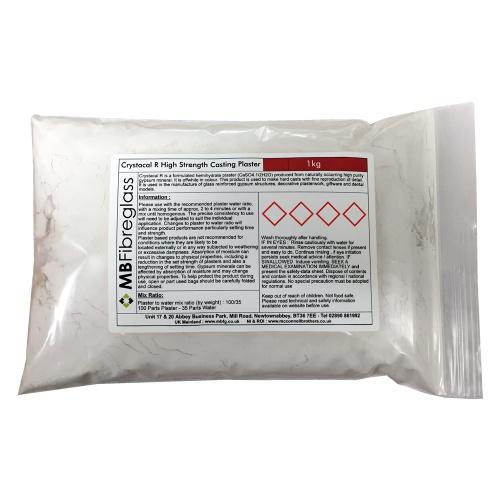 Crystacal R Hard White High Strength Plaster Mbfg Co Uk