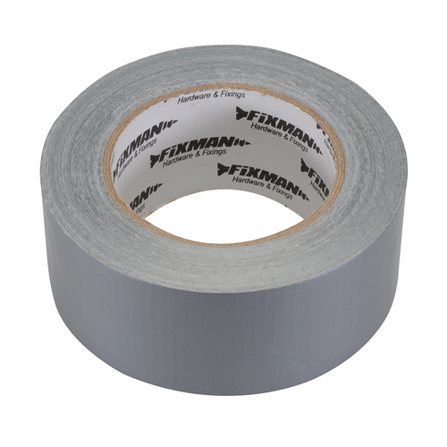 Super Heavy Duty Duct Tape Silver 50mm x 50m