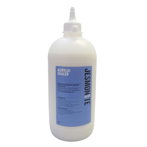 Jesmonite AC100 / AC300 Sealer for Water Based Casting Resin - 1kg