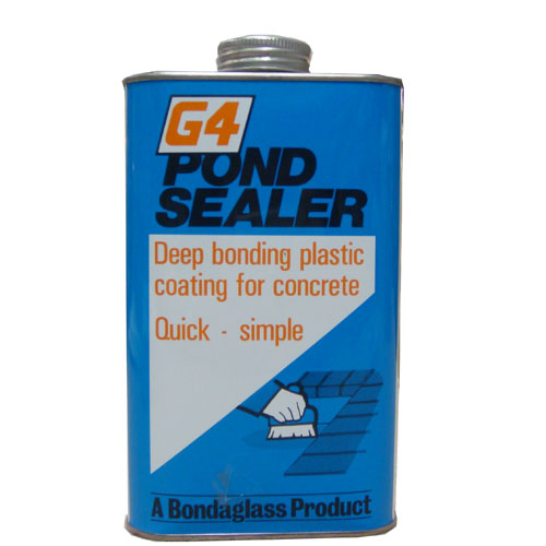 Kockney koi g4 pond sealer sealent 5kg clear for Koi pond sealer