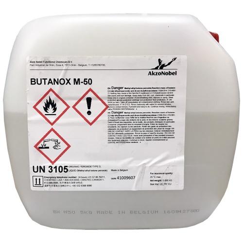 Butanox M50 Catalyst Mekp 5kg Mbfg Co Uk