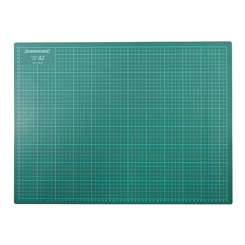 Silverline multi layer craft cutting mat for Cutting mat for crafts