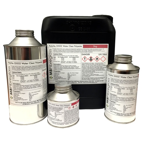 Polylite Clear Casting Resin Instructions