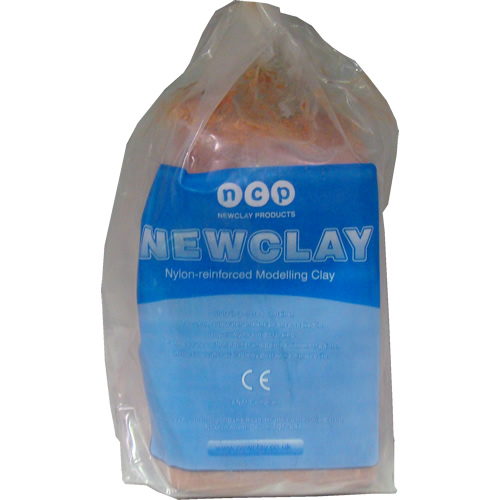 Newclay Terracotta Air Drying Clay