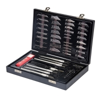 51 Piece Hobby Knife Set