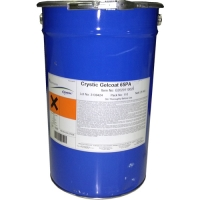 Crystic 65PA Clear / Pigmentable Brush Gelcoat - 25kg (No Catalyst)