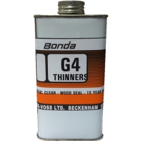 G4 Thinners - 1 Litre