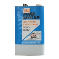 G4 Black Pond Sealer - 5kg