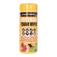 SMARTWIPES Universal Tough Wipes - 40pk