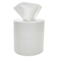 Universal 2 Ply Towel Roll - White - 150m