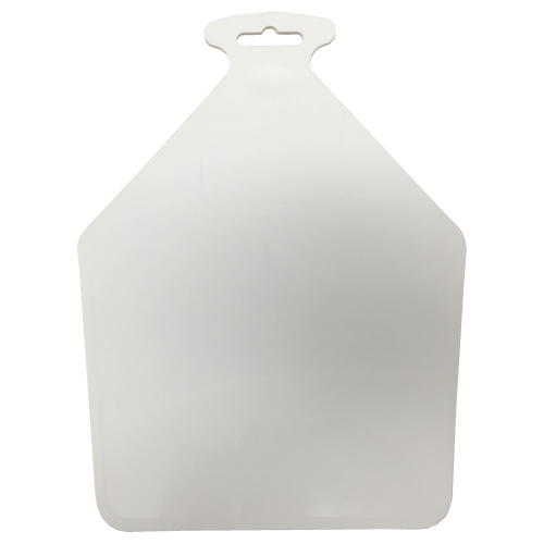 Filler Mixing Board - Plain White