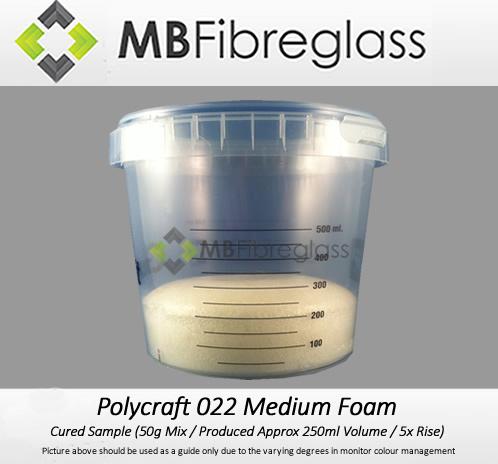 Polycraft 022 - Medium Foam
