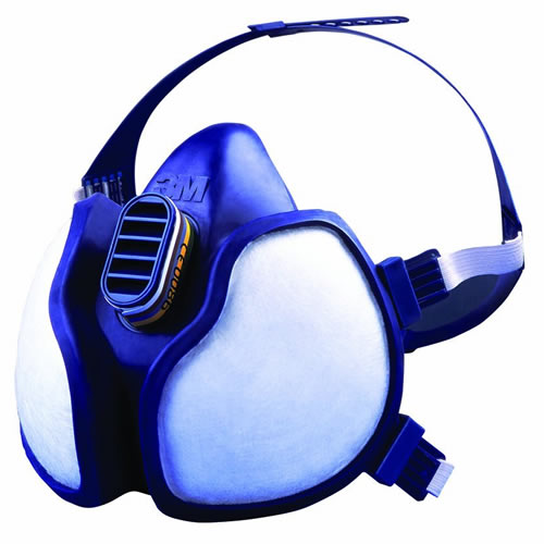3M4251 Enclosed Vapour Mask