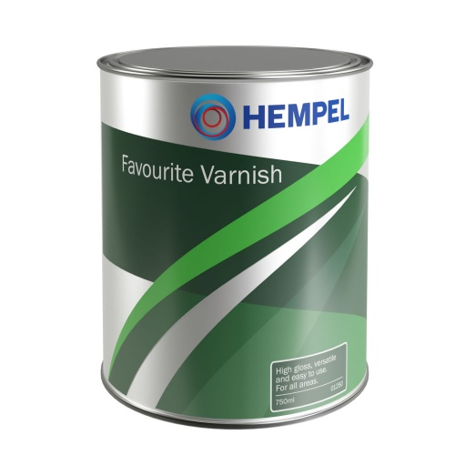 Hempel Favourite Varnish