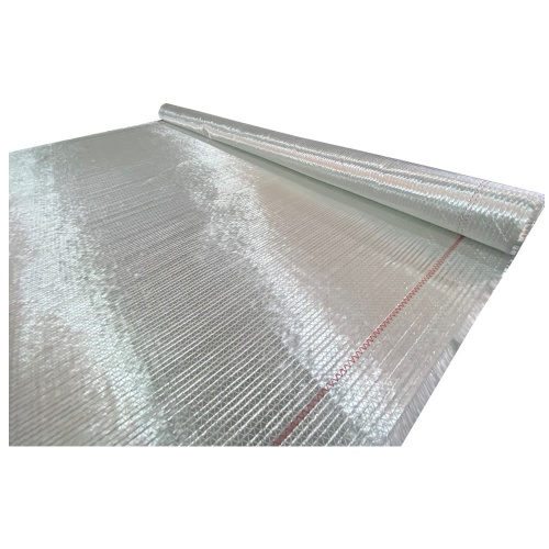 440gm/m² - Biaxial Glass  +45-45 - 1.27m Wide