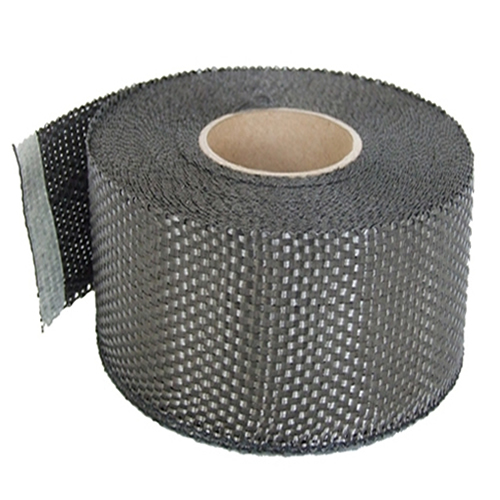 Carbon Fibre Plain Weave Tape 100mm (4'') Wide (240g/m²)
