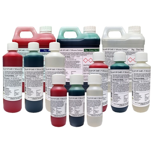 Polycraft Silicone Catalyst For GP3481 General Purpose Silicone