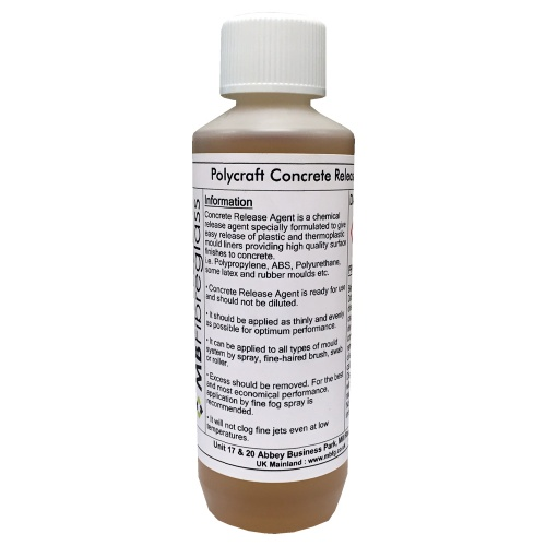 Polycraft Concrete Release Agent