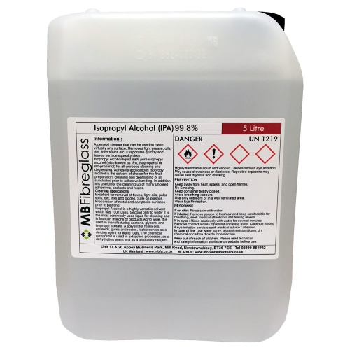 Isopropyl Alcohol IPA 999