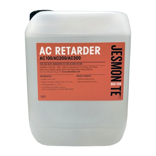 Jesmonite AC100 / AC300 Retarder for Water Based Casting Resin - 5kg