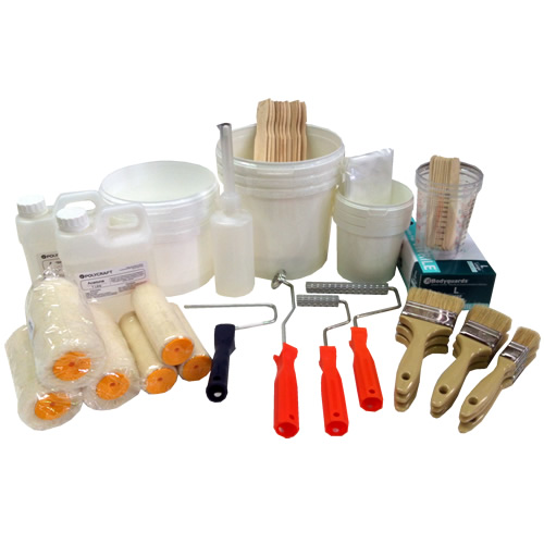 Fibreglass Ancillaries | Tool Kit - Medium Intermediate Pack