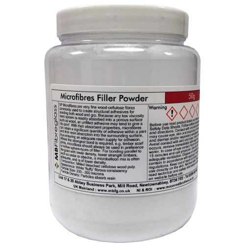 Microfibres Filler Powder - 50g