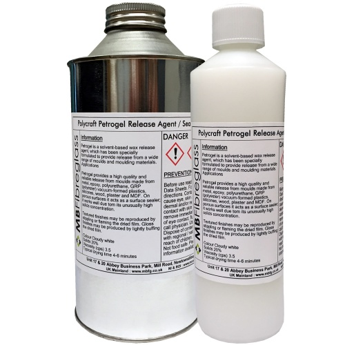 Polycraft Petrogel Release / Sealer