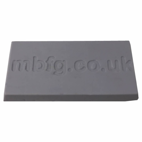 Polycraft Silicone Putty RTV Moulding Rubber - Cured Sample