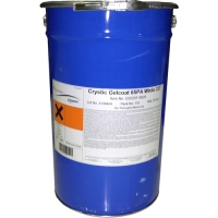 Crystic 65PA White 337 Brush Gelcoat - 25kg (No Catalyst)