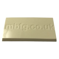 Polycraft F38 Fast Cast Polyurethane Liquid Plastic Casting Resin - Cured Sample