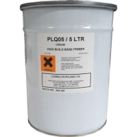 Llewellyn Ryland Polyester High Build Primer PLQ05 Cream - 5 Litre