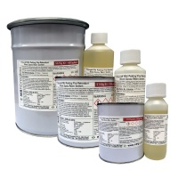Polycraft FR4 Potting Fire Retardant Black Epoxy Resin System