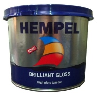 Hempel Brilliant Gloss - Pure White - 2.5L