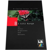 Llewellyn Ryland BS 5252 Colour Range