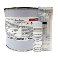 Crystic 65PA White 337 Brush Gelcoat - 500g