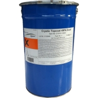 Crystic 49PA Non-Slip Brushing Topcoat / Clear Pigmentable - 25kg (No Catalyst)