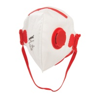 SilverLine Valved Dustmask FFP3 NR