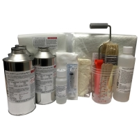 3Kg Fibreglass Repair Kit - Inc Material & Tools