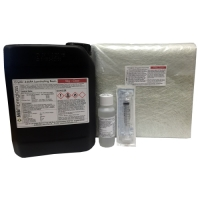 5Kg Fibreglass Repair Kit - Resin & Fibreglass Kit (No Tools)