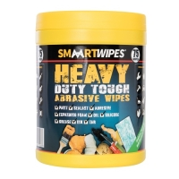 SMARTWIPES Heavy Duty Tough Abrasive Wipes - 75pk