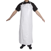 Long PVC Apron (inc Ties)