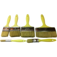 Non-Synthetic Resin Laminating Economy Brushes