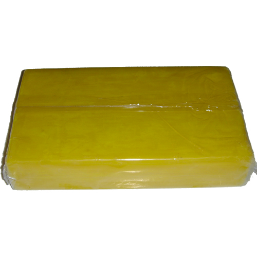 650g Yellow Wax Fillet Block